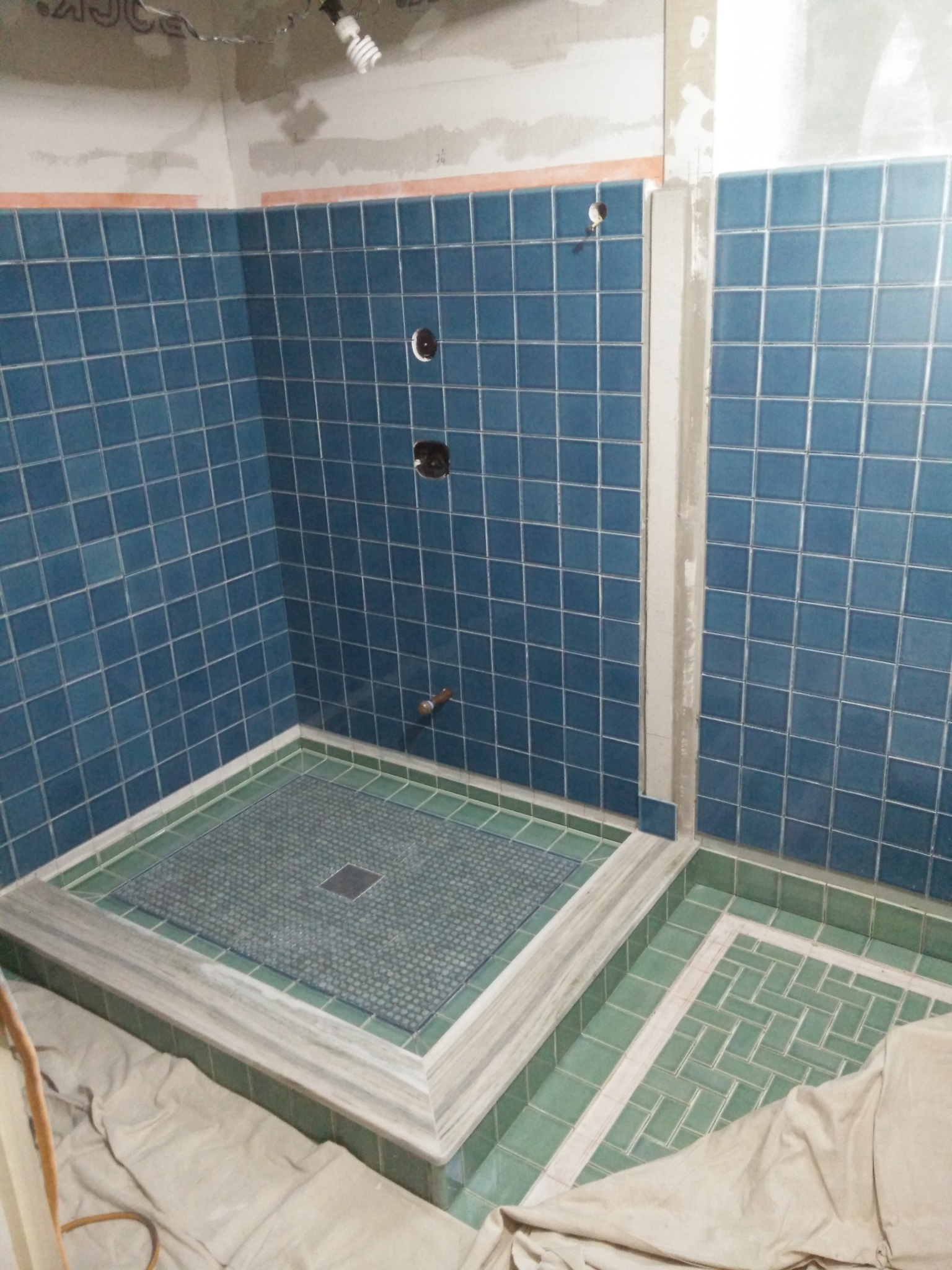How long will it take to tile my bathroom?