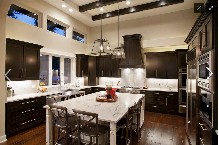 White Kitchen Or Dark Cabinets light or dark kitchen cabinets?
