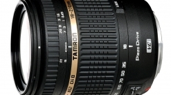 18-270mm Tamron lens for Canon APS-C mount camera