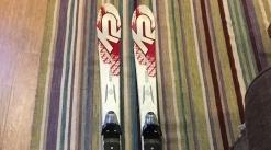 K2 Apache RadiusX skis - 163cm