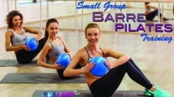 Small Group Barre Pilates Class