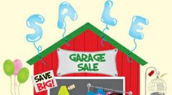 HUGE GARAGE SALE -25 Farmstead Rd. Short Hills - 2/17 - 2/18 -2/19 - 10am-3pm