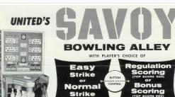 Coin Op Ball Bowler: Savoy