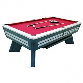 Used espn 7 5 ft professional billiards pool table for 10ft x 5ft snooker table