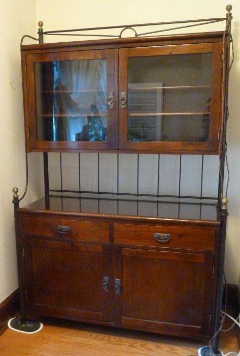 Grange Baker S Rack Cabinet