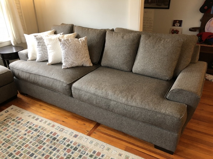 Sofa And Ottoman Ainsley By Macy S