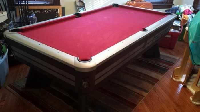 Espn Pool Table Greenfield For Sale In Chillicothe Ohio Espn Pool .